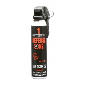 DEFENSE ONE GAZ ACTIF CS 300ML